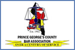 prince george's county bar logo